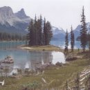 Maligne Lake
