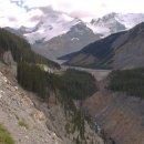 Tal in den Rocky Mountains