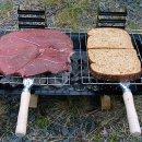 Camping-Steak