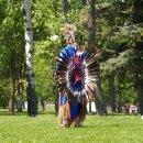 First Nation Dancer