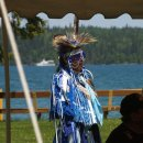 First Nation Dancer