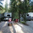 Unser erster Campground