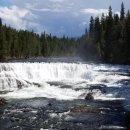 Dawson Falls, Wells Gray Parkl