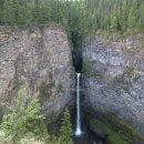 Spahats Falls, Wells Gray Park