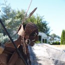 First Nation Skulptur in Osoyoos, BC