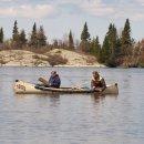 Angeln vom Kanu